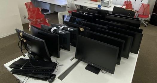 パソコン・ディスプレイ・モニター片付け処分